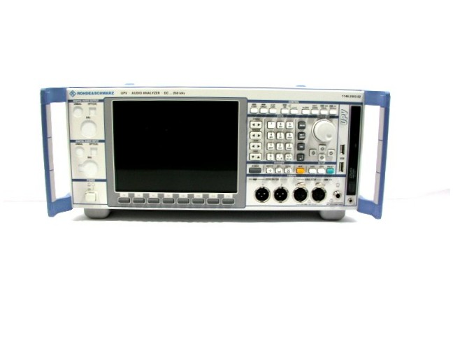 Rohde & Schwarz UPV Option IEC625/IEEE488, RS232C, K4, Z1MF