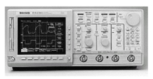 TEKTRONIX TDS510A/13/1M OSCILLOSCOPE, DIGITIZING, OPT. 13/1M
