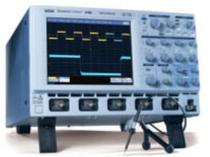 LECROY WAVERUNNER 6050 OSCILLOSCOPE, 500 MHZ, 5 GS/S, 4 CH., DSO