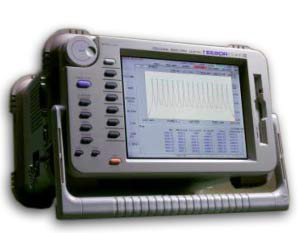 ANDO ELECTRONIC CORP AQ6331 OPTICAL SPECTRUM ANALYZER