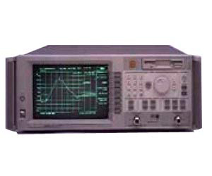 HP/AGILENT 8713B NETWORK ANALYZER,