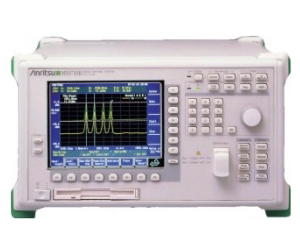 ANRITSU MS9710B/3/5 OPTICAL SPECTRUM ANAL., OPT. 3/5
