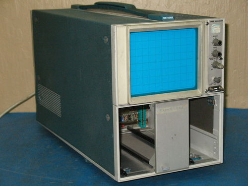 TEKTRONIX 5440 OSCILLOSCOPE, 50 MHZ, M/F