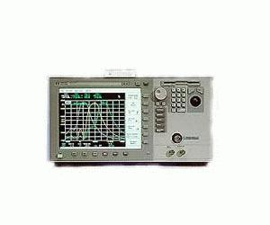HP/AGILENT 86140A OPTICAL SPECTRUM ANALYZER, 600-1700NM