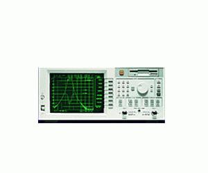 HP/AGILENT 8712ES NETWORK ANALYZER, 300 KHZ- 1.3 GHZ