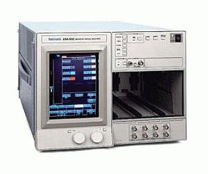 TEKTRONIX DSA602 SIGNAL ANALYZER, 1 GHZ, 1-8 CHANNELS, 2 GS/S, MAINFRAME