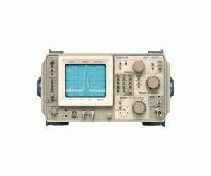 TEKTRONIX 492P/1/2/3 SPECTRUM ANALYZER, PRGRMBL., OPT. 1/2/3