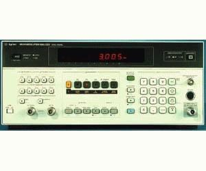 HP/AGILENT 8901B MODULATION ANAL., 0.15-1300 MHZ