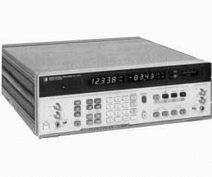 HP/AGILENT 8903A AUDIO ANALYZER, 20 HZ- 100 KHZ