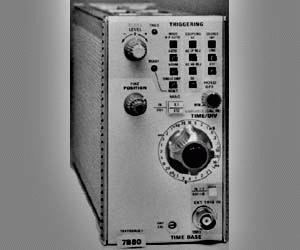 TEKTRONIX 7B80 TIME BASE, 400 MHZ,  P/I