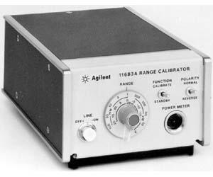 HP/AGILENT 11683A RANGE CALIBRATOR