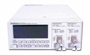 ANRITSU MT9810A OPTICAL TEST SET