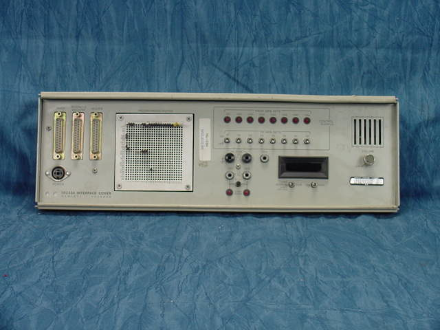 HP/AGILENT 10235A INTERFACE COVER, USED W/1645A
