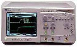HP/AGILENT 54820A OSCILLOSCOPE, 500 MHZ, 2 CHANNEL, 2 GS/S