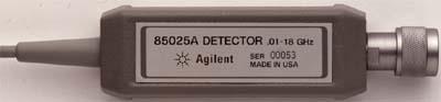 HP/AGILENT 85025A DETECTOR, .01-18 GHZ.