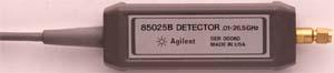HP/AGILENT 85025B DETECTOR, .01-26.5 GHZ
