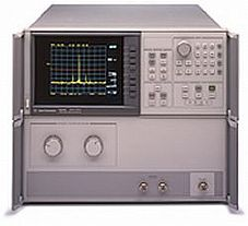 HP/AGILENT 8504A/12 OPTICAL REFLECTOMETER, PRECISION LIGHTWAVE