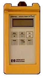 HP/AGILENT E5970A OPTICAL POWER METER, 800-1600 NM