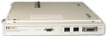 HP/AGILENT J2309B PROTOCOL ANAL., ETHERNET/TOKEN RING UNDERCRADLE