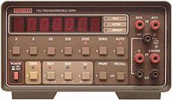 KEITHLEY 192 MULTIMETER, DMM, 6.5 DIGIT     PROGRAMMABLE, IEEE