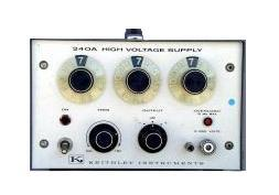 KEITHLEY 240A HIGH VOLT. SUP., 0-1200 VDC/0-10MA