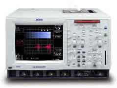LECROY LC584AM OSCILLOSCOPE, DSO, 1 GHZ, 4 CH., 8 GS/S