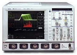 LECROY LT344 OSCILLOSCOPE, DSO, 500 MHZ, 4 CH.
