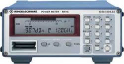 ROHDE & SCHWARZ NRVS PWR. METER, DC-26 GHZ, LCD DISPLAY