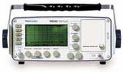 TEKTRONIX 1503B TDR CABLE TESTER, METALLIC, UP TO 50,000 FT