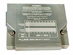 FLUKE 2620A-100 INPUT MODULE-DO NOT SELL W/O 2625A