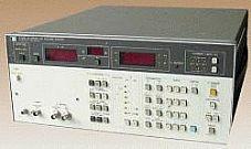 HP/AGILENT 4140B PICOAMMETER, DC VOLTAGE SOURCE