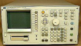 HP/AGILENT 4145B SEMICONDUCTOR PARAM. ANAL.