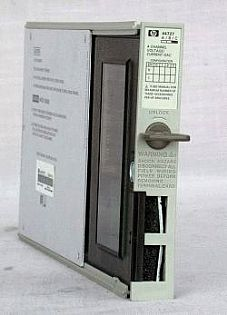 HP/AGILENT 44713A FET MUX/THERMOCOUPLE