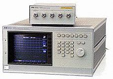 HP/AGILENT 54121A TEST SET, DC TO 20 GHZ., 4 CH.