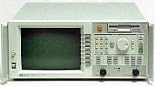 HP/AGILENT 8730A NETWORK ANALYZER, 100 KHZ-1.3 GHZ, INCLUDES 87030A