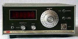 KEITHLEY 616 ELECTROMETER, DIG.