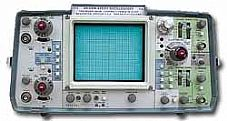 TEKTRONIX 465M OSCILLOSCOPE, 100 MHZ, 2 CH., MILITARY