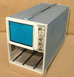 TEKTRONIX 5111 OSCILLOSCOPE, STRG., M/F.