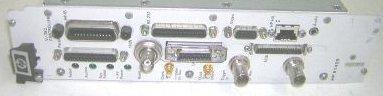 HP/AGILENT E1499B VXI, V/382 CONTROLLER