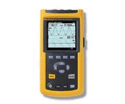 FLUKE 43B POWER QUALITY ANALYZER