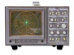 TEKTRONIX 1720SCH VECTORSCOPE, NTSC, W/SCH