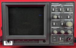 TEKTRONIX 1725 VECTORSCOPE, NTSC/PAL