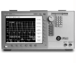 HP/AGILENT 86142B OPTICAL SPECTRUM ANAL., BENCHTOP,