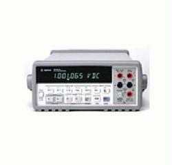 HP/AGILENT 34401A/102 MULTIMETER, DMM, 6.5 DIGIT, OPT. 102