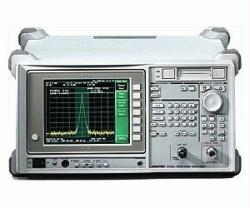 ADVANTEST R3263/15/55/77 SPECTRUM ANALYZER, 9KHZ-3GHZ, OPT. 15/55/77