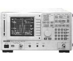 ADVANTEST R3361A SPECTRUM ANALYZER, 9 KHZ-2.6 GHZ, W/TRACKING GEN.