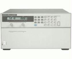 HP/AGILENT 6681A POWER SUPPLY, 0-8V/0-580A, 5KW, 3 PHASE INPUT
