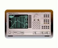 HP/AGILENT 35665A SIGNAL ANALYZER, DYNAMIC, 244 UHZ-102.4 KHZ, DUAL CH.