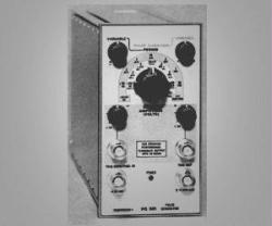 TEKTRONIX PG501 PULSE GENERATOR, 5 HZ- 50 MHZ