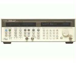 HP/AGILENT 83752A SWEEP GENERATOR, SYNTH., .01-20 GHZ.